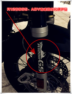R1200GS ADV LC Front Suspension Reflective 3M Thick Sticker Decal Protector