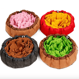 Dog Snuffle Puzzle Pad