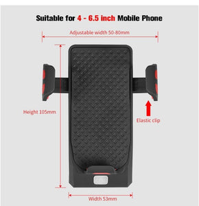 Multifunctional 4 IN 1 Phone Holder