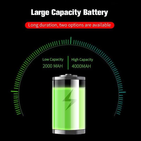 Image of 4000 MAH Battery