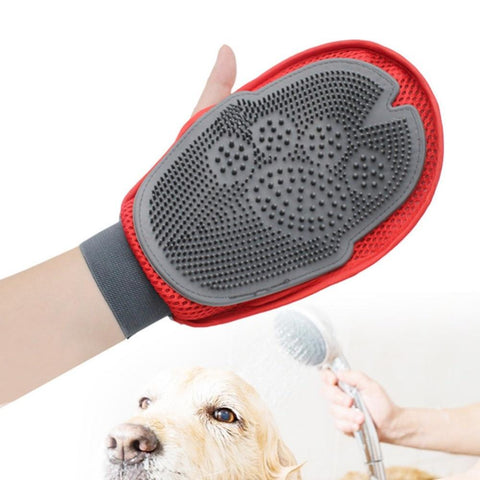 Silicone Deshedding Brush/2+1