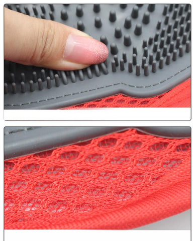 Image of Silicone Deshedding Brush