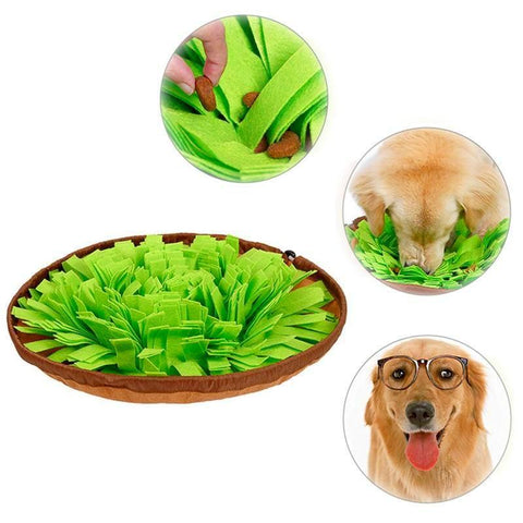Image of Dog Snuffle Puzzle Pad
