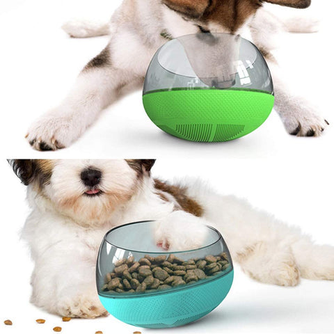 Image of Dog Feeding Tumbler