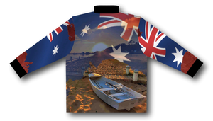 Aussie Fishing Shirt