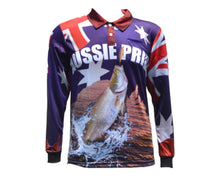 Aussie Pride Fishing Shirt