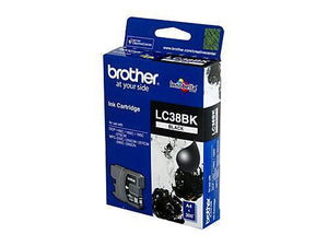 Brother LC38 Black Ink