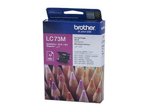 Brother LC73 Magenta Ink