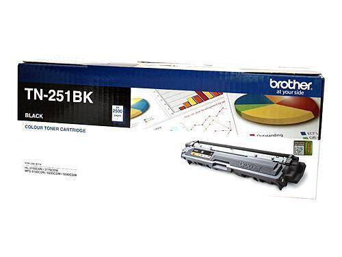Brother TN-251BK Black Toner