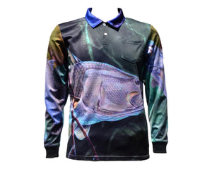 Barramundi Fishing Shirt