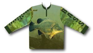 Bass/Yellowbelly Fishing Shirt
