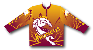 Broncos Fishing Shirt