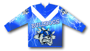 Bulldogs Fishing Shirt