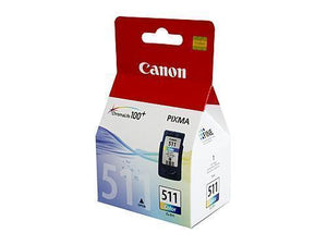 Canon CL511 Colour Ink