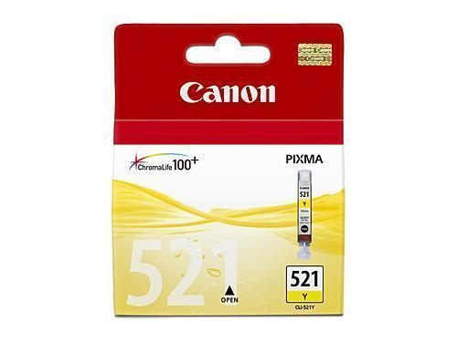Canon CLI521 Yellow Ink