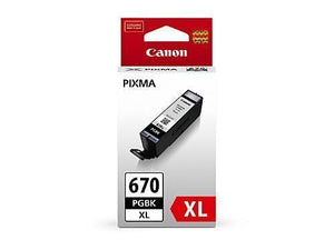 Canon PGI670 XL Black Ink