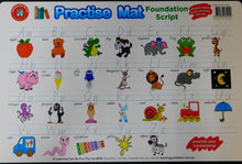 Learning Can be Fun Practice Mats