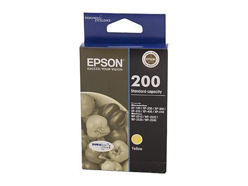 Epson 200 Yellow Ink