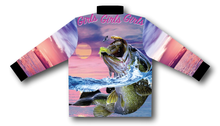 Girls Girls Girls Fishing Shirt