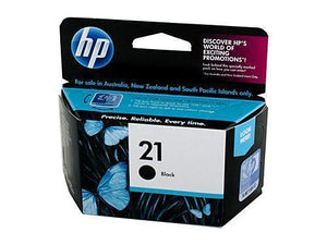 HP 21 Black Ink