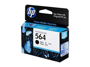 HP 564 Black Ink