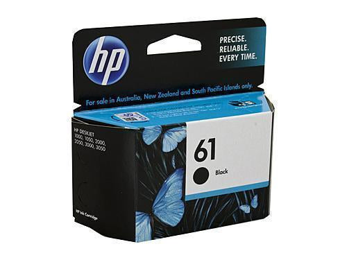 HP 61 Black Ink