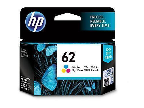 HP 62 Colour Ink Cartridge