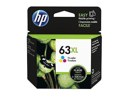 HP 63 XL Colour Ink