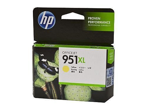 HP 951 XL Yellow Ink Cartridge