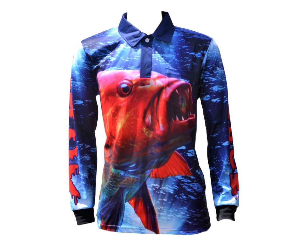 Jack Attack Fishing Shirt