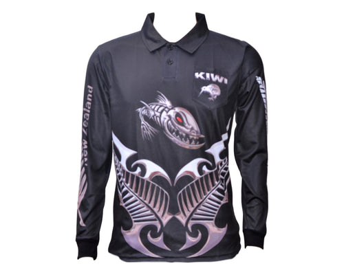 Kiwi Fishing Shirt