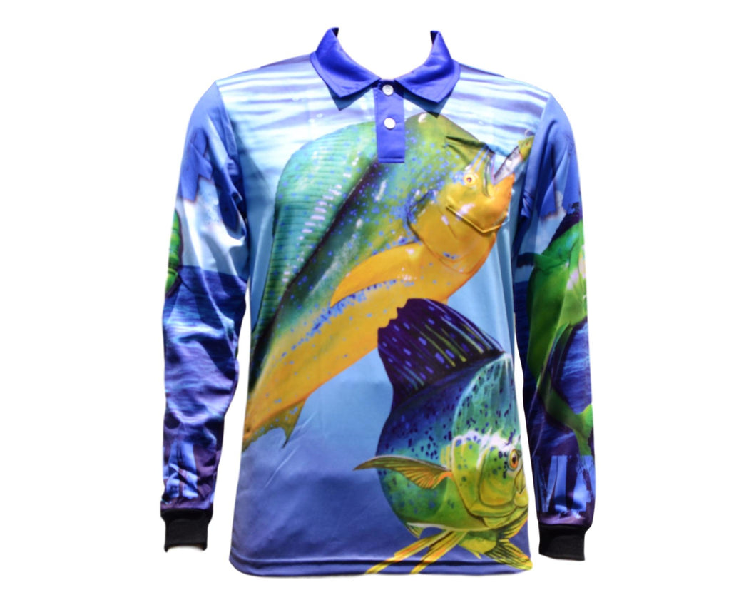 Mahi Mahi Fishing Shirt