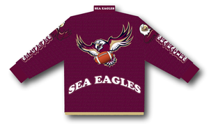 Sea Eagles Fishing Shirt