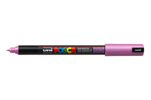 MARKER UNI POSCA PC1MR N/POINT 0.7MM METALLIC PINK