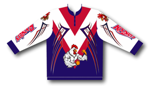 Roosters Fishing Shirt