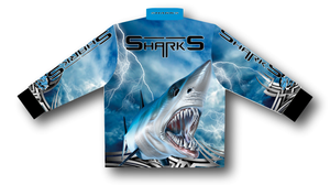 Sharks Fishing Shirt