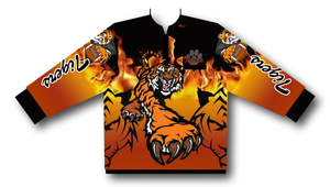 Tigers Fishing Shirt