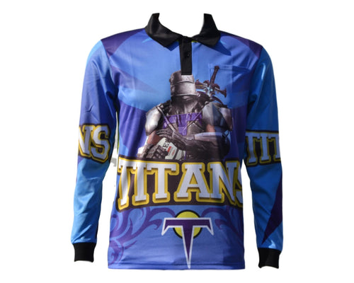 Titans Fishing Shirt