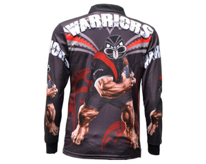Warriors Fishing Shirt