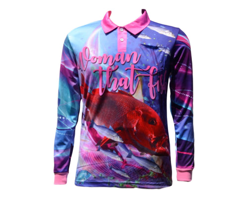 Woman That Fish Fishing Shirt