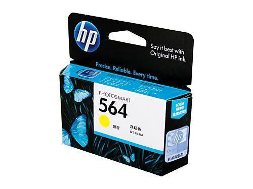 HP 564 Yellow Ink