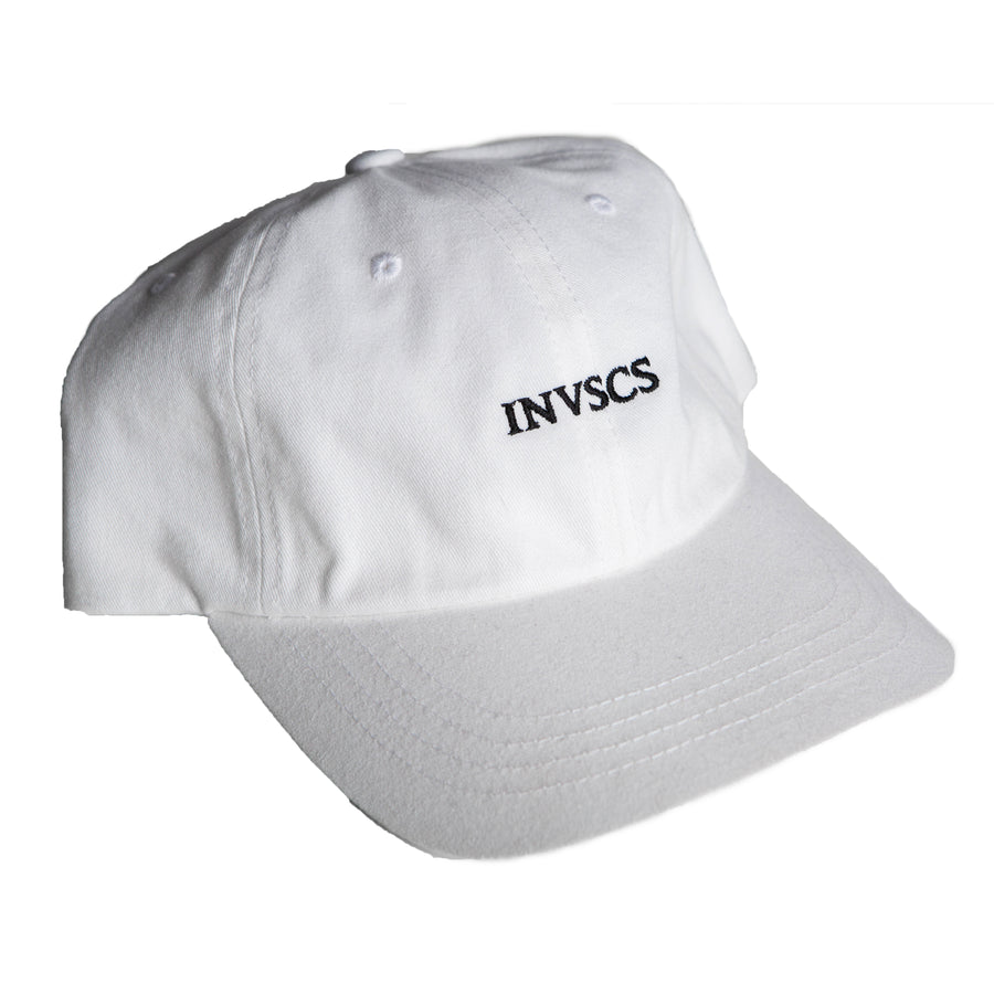 Dad Hat INVSCS Staple  - White