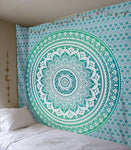 Indian Mandala Hindu Wall Tapestry - Tapestry Room
