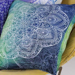 Bohemian Mandala Pillow Cases 18x18in - 6 choices - Tapestry Room