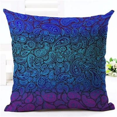 Bohemian Style Flower Mandala Pillow Covers 18x18in - 8 choices - Tapestry Room