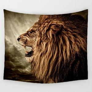 Majestic Wildlife Wall Tapestry - 5x5ft (5 choices) - Tapestry Room