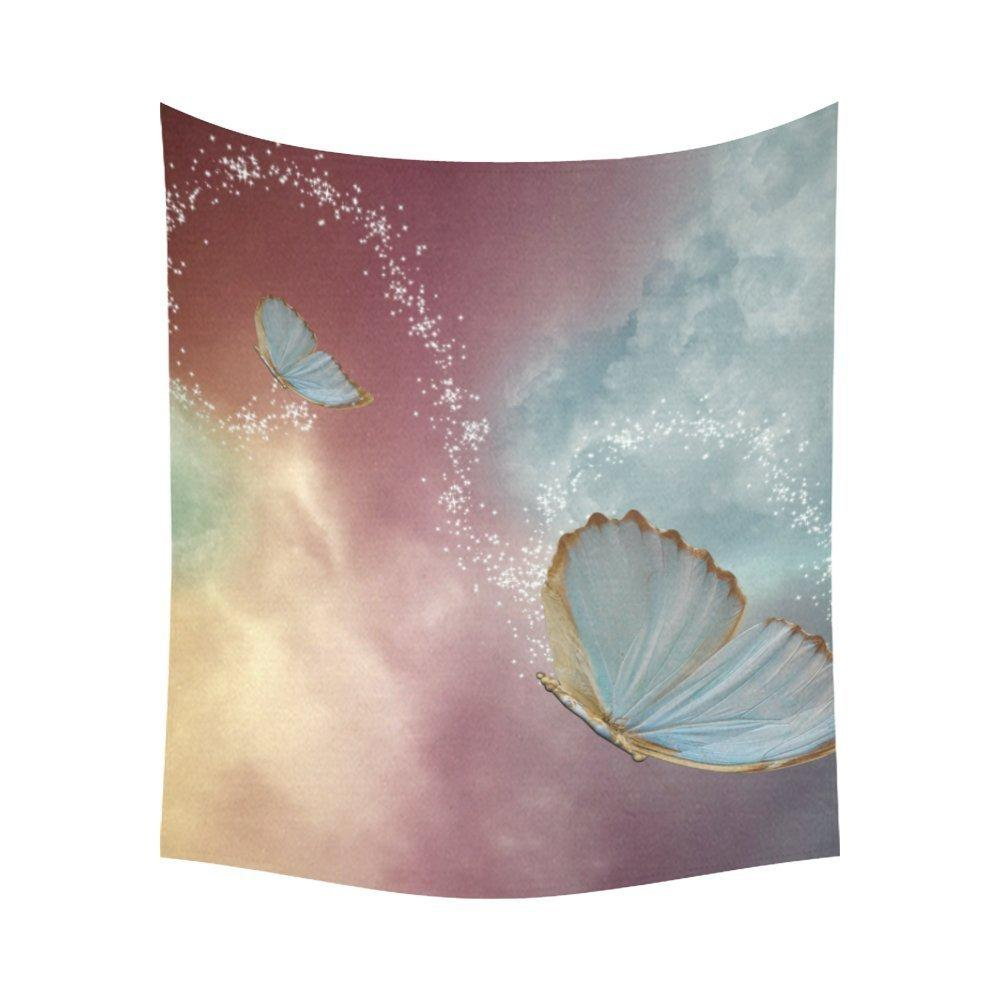 Infinite Love Butterfly Wall Tapestry - 5x7ft - Tapestry Room