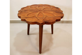 Handcrafted Side Table