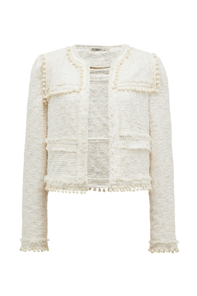 ST GERMAIN CROPPED JACKET