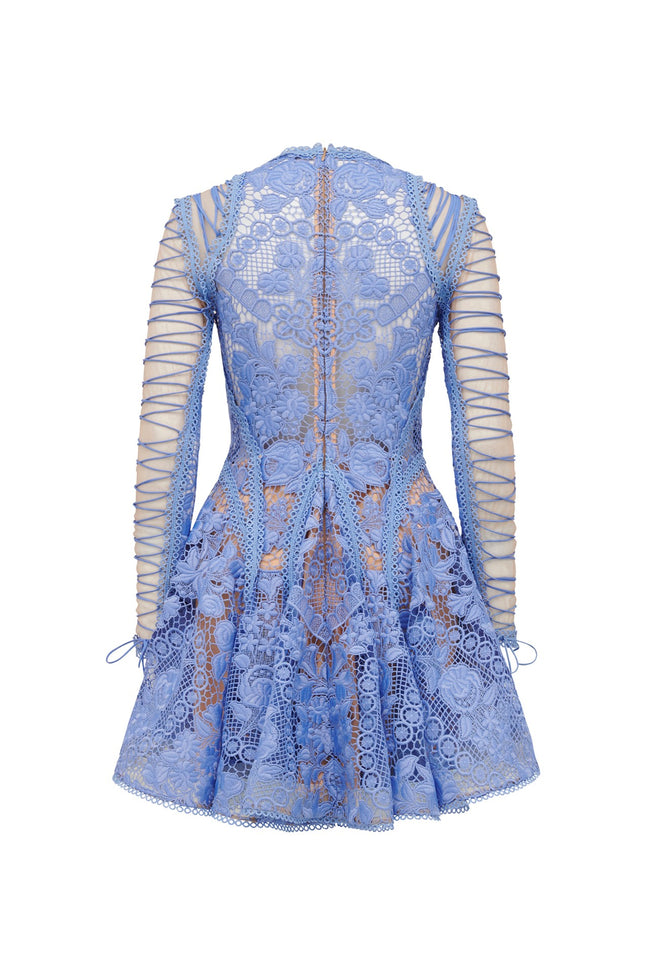 BLUEBELL LACE DRESS